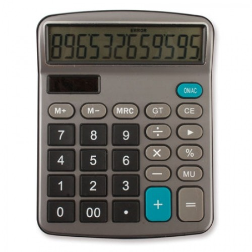 CALCULADORA 12 DIGITOS