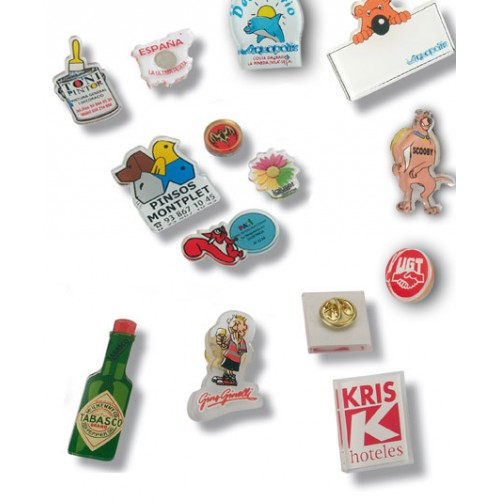 PINS METACRILATO