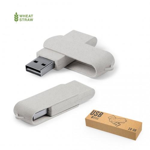 MEMORIA USB CAÑADE TRIGO 16 GB STOCK