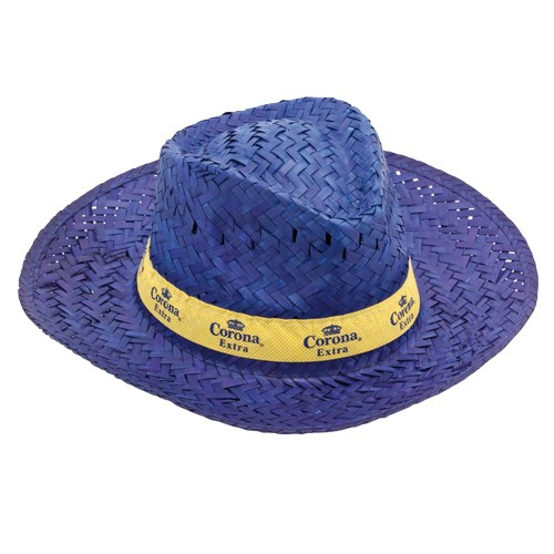 SOMBRERO PAJA COLOR